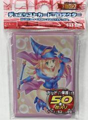 Yu-Gi-Oh OCG Custom Sleeves 50 count - Dark Magician Girl V.6