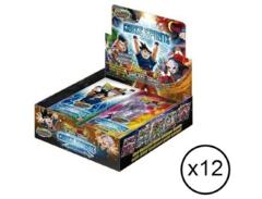 Dragon Ball Super - Set 14: Cross Spirits Booster Case (12 Boxes)