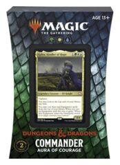 Adventures in the Forgotten Realms Commander Deck: Aura of Courage