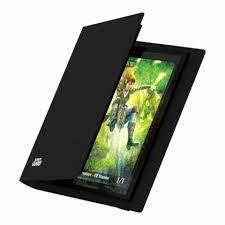 Ultimate Guard 2-Pocket FlexXFolio - Black