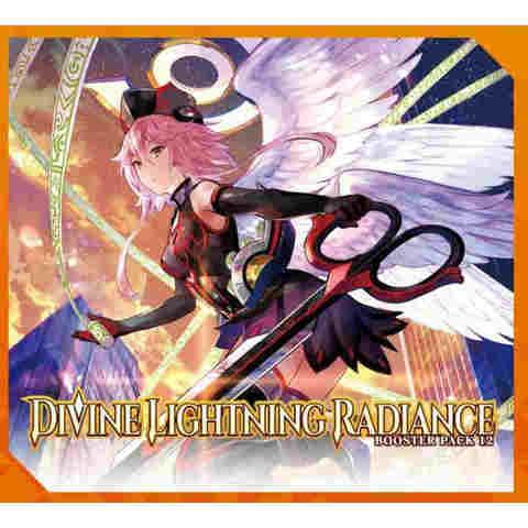 V Booster Set 12: Divine Lightning Radiance Booster Case (20 Boxes)