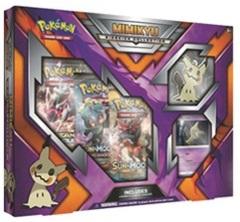 Pokemon Tcg: Mimikyu Sidekick Collection Box