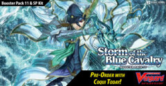 V Booster Set 11: Storm of the Blue Cavalry Booster Case (20 Boxes)
