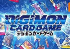 Digimon Card Game Booster Case Set 1.5 (12 Boxes)