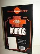 Silver Age Comic Boards 100 Ct.