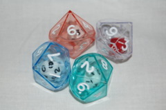 Double Dice 10-Sided