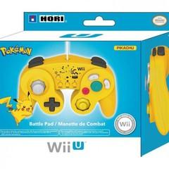 Acc:  Wii U Hori Pokemon Battle Pad Controller