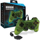 Acc: PS2 Controller Wired Neon Green Similar Functions Of DualShock 2