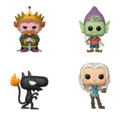 Pop! Disenchantment Set of 4