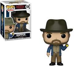 Pop! Stranger Things - #720 - Hopper