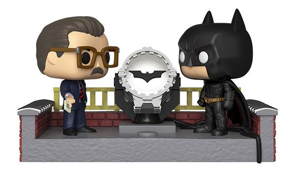 Pop! Movie Moment Batman 80th Light Up Bat Signal