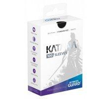 Ultimate Guard Katana 100 Sleeves - Black