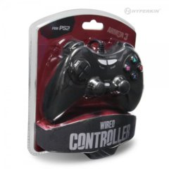 Armor 3 PS2 Controller Black