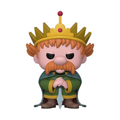 Pop! Disenchantment King Zog