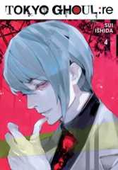Tokyo Ghoul re Vol 4