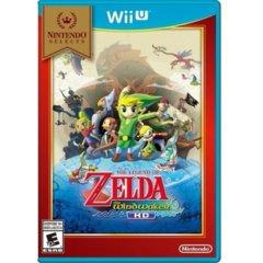 Nintendo Selects The Legend Of Zelda The Windwaker HD