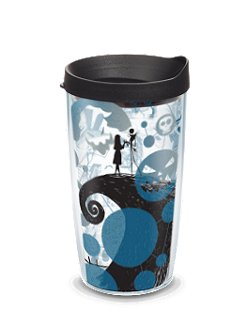 Nightmare Before Christmas 16 oz Tervis