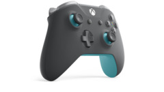 Xbox One Wireless Controller Grey/Blue