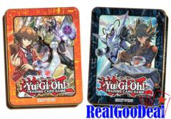 YuGiOh Mega Tin 2018 Set of 2