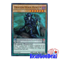 Dragon Horn Hunter - DUEA-ENSP1 - Super Rara - Limithed