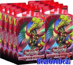 Onslaught of the Fire Kings Deck Box (8 COUNT)