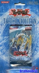 Yugioh Tactical Evolution Blister Pack