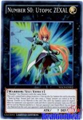 Number S0: Utopic ZEXAL - MACR-ENSE2 - Super Rare