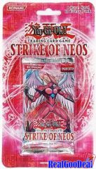 Yugioh Strike of Neos Blister Pack