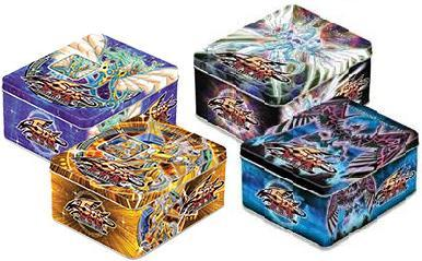 2009 collectors tins