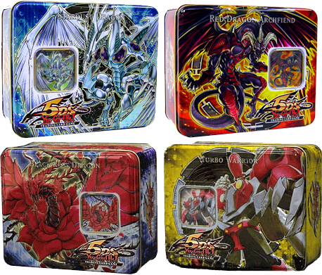 2008 collectors tins