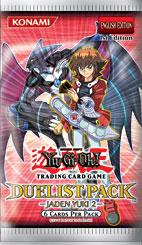 Duelist Pack 3:Jaden Yuki 2 Booster Pack (X24)