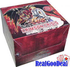 Crimson Crisis: Special Edition Case (12 COUNT BOX)