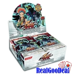 YuGiOh  The Shining Darkness Booster 12 Box Case