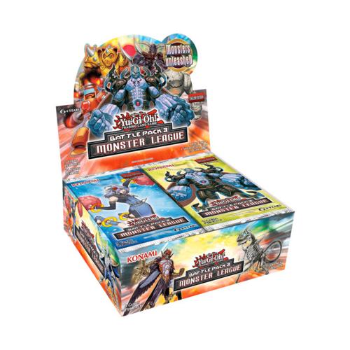 Battle Pack 3 Monster League Booster Box