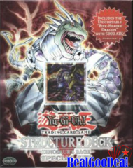 Dinosaurs Rage 1st EDITION Special Edition Structure Deck