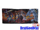 YuGiOh Yugi & Dark Magician + Kaiba & Blue-Eyes White Dragon Play Mat