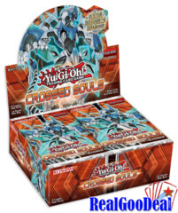 YuGiOh Crossed Souls Booster Box Case of 12