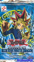 Legend of Blue Eyes White Dragon Unlimited Booster Pack (X24)