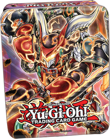 YuGiOh Mega Tin Case 2014