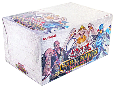 YuGiOh Battle Pack 2 Round 2 Box Case (6 Boxes of 8 Count)