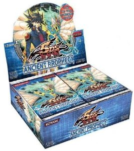 YuGiOh Ancient Prophecy Booster 12 Box Case