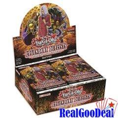 Yu-Gi-Oh! Legendary Duelists - Ancient Millennium Booster Display Box
