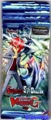 Cardfight!! Vanaguard Sovereign Star Dragon Booster Pack X5