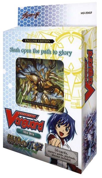Cardfight!! Vanguard Slash of Silver Wolf
