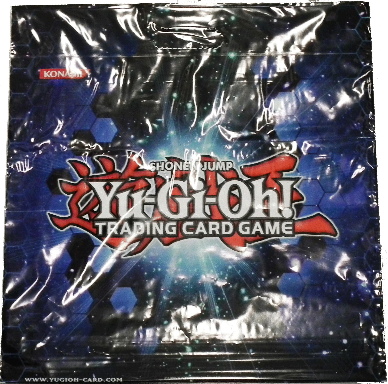 YuGiOh Bundle Of 25 Blue Shopping Bags