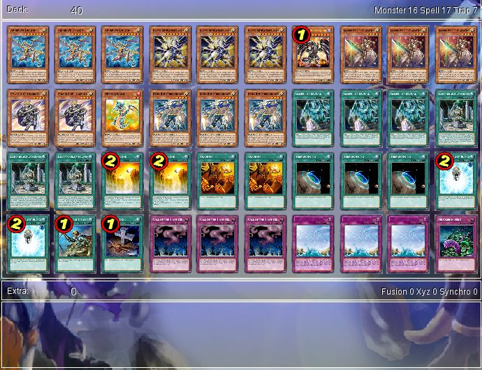 YuGiOh Dragon Lord Budget Deck Tournament Ready + Sleeves