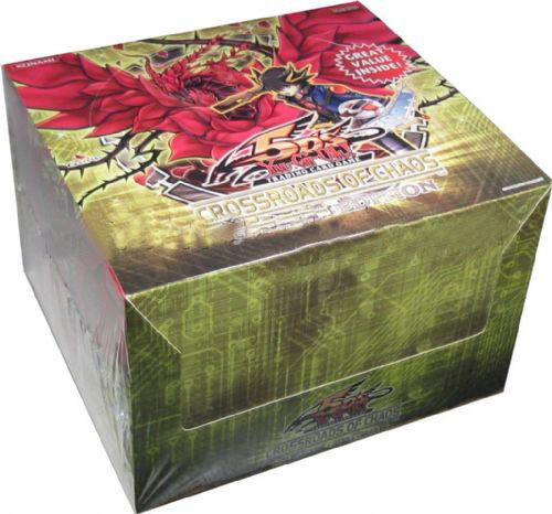 Crossroads of Chaos: Special Edition Case (12 COUNT BOX)