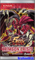Crimson Crisis Booster Pack (X24)