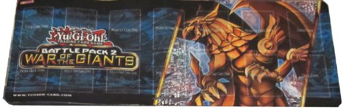 Yugioh Battle Pack 2 Sealed Play Kit PLAYMAT - The Winged Dragon of Ra