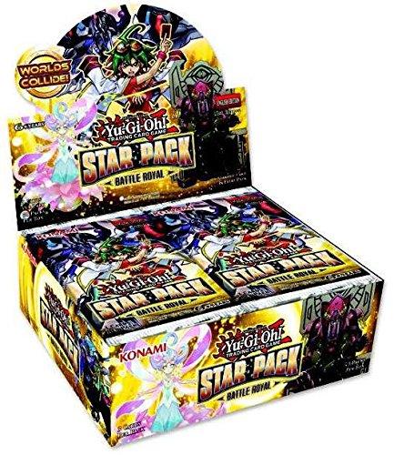 Star Pack Battle Royal - Booster Box